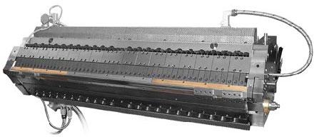 Flat die type CF3