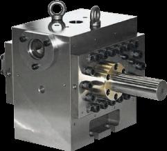 Metering pump 700 cc/rev.